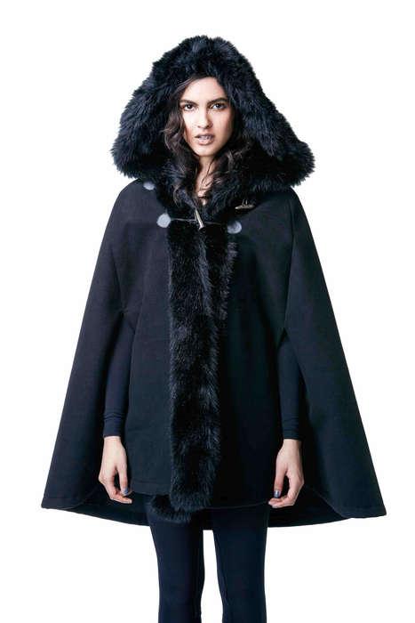 Luxurious Cruelty-Free Winterwear