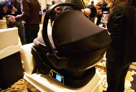 Self-Installing Car Seats