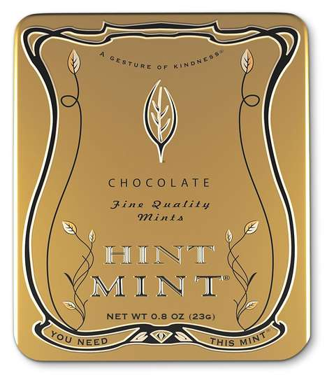 Dessert-Flavored Breath Mints