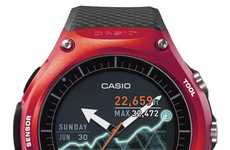 Outdoorsman Smartwatches