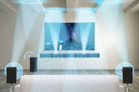 Cinema-Worthy Speaker Systems