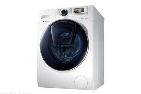 Dual-Door Washing Machines