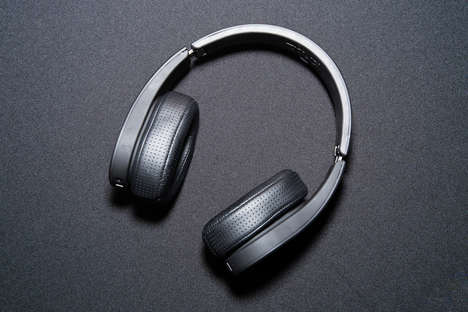 Phone-Charging Headphones