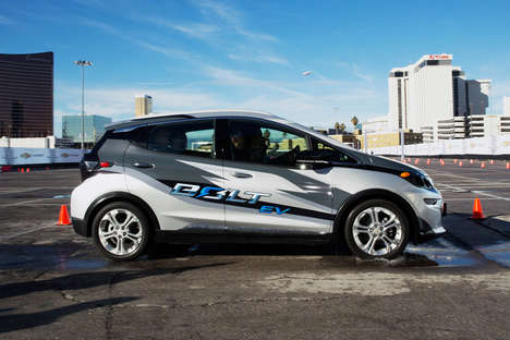 Affordable Electric Cars - The Chevy Bolt Was Unveiled at CES 2016, Beating Tesla to the Finish Line