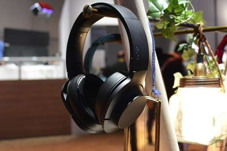 Noise-Cancelling Wireless Headphones