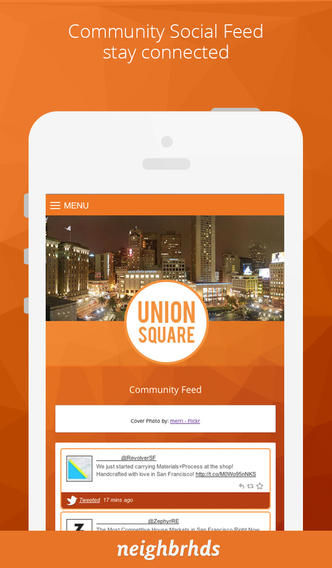 31 Neighborhood-Specific Apps