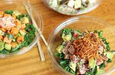 Tailored Seafood Bowls - Sweetfin Poke Offers Both Signature and Build Your Own Food Options