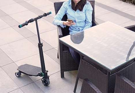 Ultracompact Smart Scooters