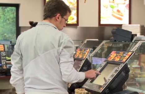 VIP Food Kiosks - Rutter's Touchscreen Ordering Stations Remember Previous Purchases