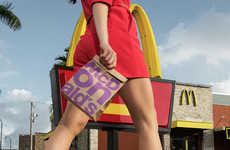 Revamped Fast Food Packaging - The New McDonald's Packaging Will Be Launched in 2016