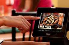 Automated Dining Experiences - Over 1,000 Chili's Enhance Dining Experiences with Tablet Menus