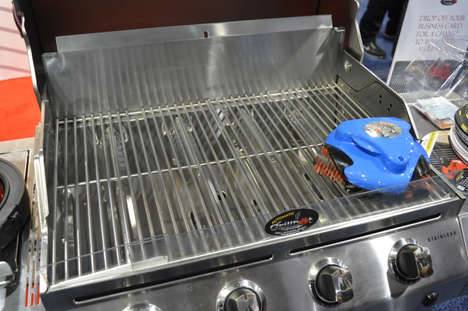 Grill-Cleaning Robots - This Handy 'Grillbot' Cooking Accessory Debuted at CES 2016