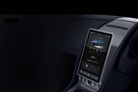 Tablet-Integrated Dashboards