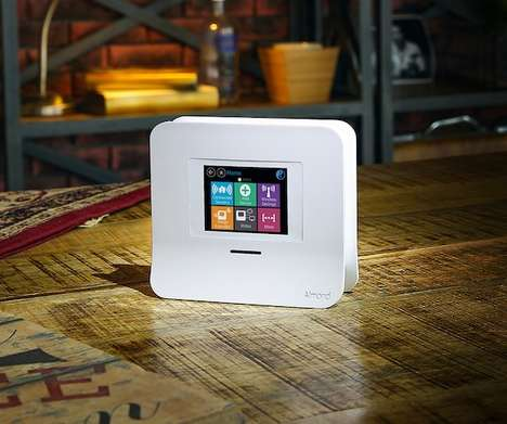Security System Routers