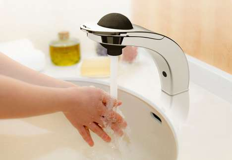Water-Purifying Faucets