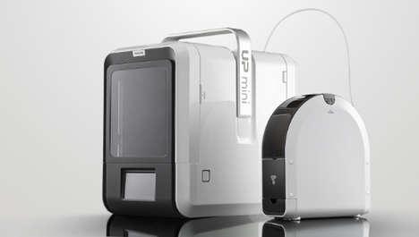 Air-Filtering 3D Printers