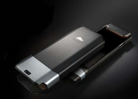 Hacker-Proof Smartphone Sheaths
