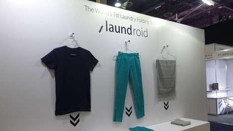 Folding Laundry Robots