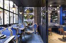 Romantic Spanish Eateries - This Madrid Restaurant Serves Up Basque and Galician Cuisine