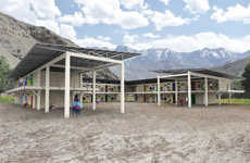 Resilient Earthquake-Proof Schools - These Nepalese Schools are Built to Withstand Future Disasters