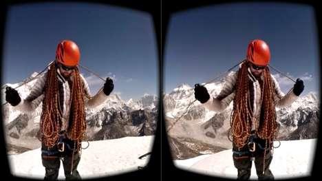 VR Winterwear Apps