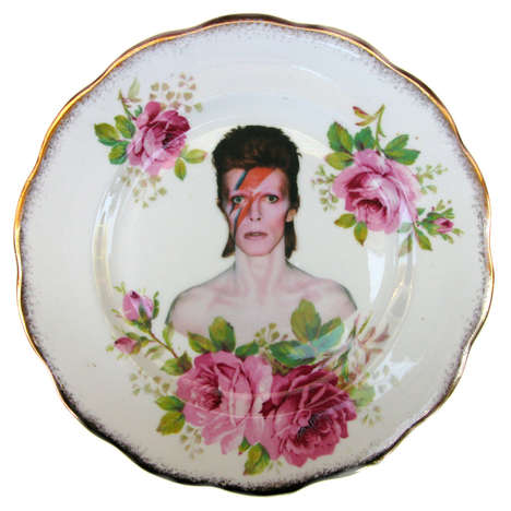 Iconic Antique Dishes