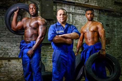 Auto Shop Workout Classes - Auto Servicing Brand Kwik Fit Has Started Hosting Fitness Classes