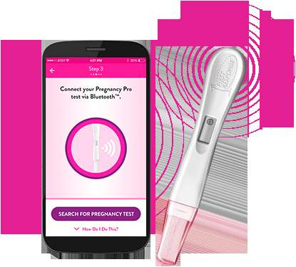 App-Enabled Pregnancy Tests