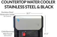 Maintenance-Free Water Filterers - The 'BottleLess' Water Purification System Provides Crisp H2O