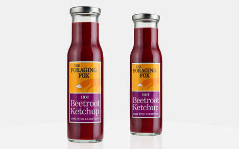 Spicy Beetroot Condiments