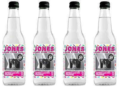 Birthday Cake-Flavored Sodas - This Sweet Soda is Designed to Taste Like Birthday Cake