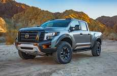 Weekend Adventure Vehicles - The Nissan Titan XD Warrior is an Off-Road Pickup Truck with Style