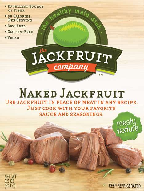 Jackfruit Meat Substitutes
