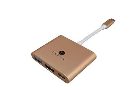 Versatile USB Adapters