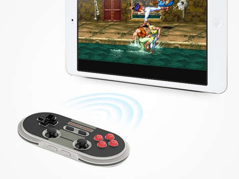 Analog Bluetooth Game Controllers