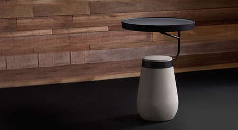 Architecture-Inspired Tables