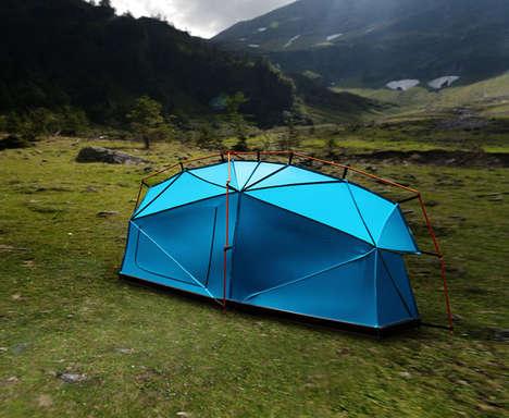 Lightning-Proof Tents