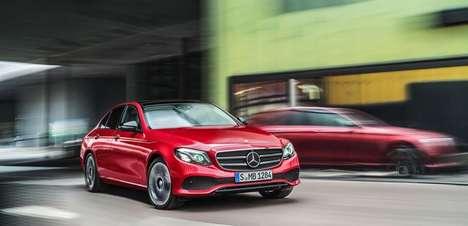 Future-Ready Luxury Cars