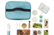 Luxe Pre-Made Airline Meals