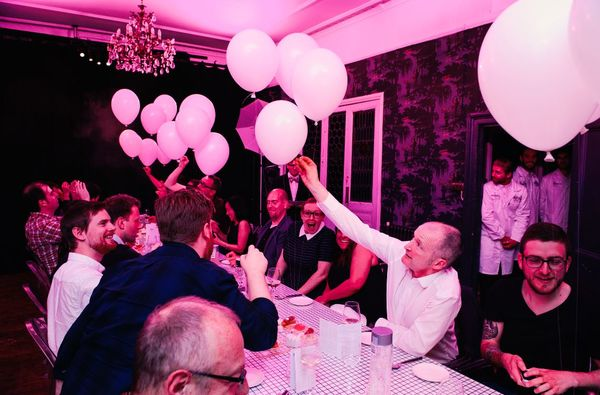 32 Immersive Restaurant Experiences