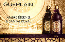 Middle Eastern Perfume Bottles - The Iconic Guerlain Perfume Has Been Given an Arabian Makeover