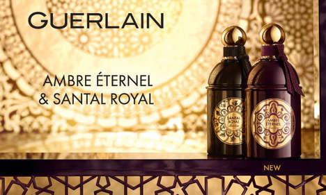Middle Eastern Perfume Bottles