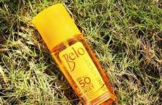 Transparent Spray-On Sunscreens - This Lightweight Sunscreen Protects Against Harmful UV Rays