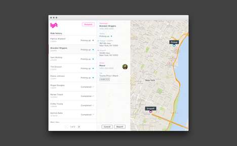 Senior Ride-Sharing Services - Lyft is Offering the Elderly Medical Transportation via the Web