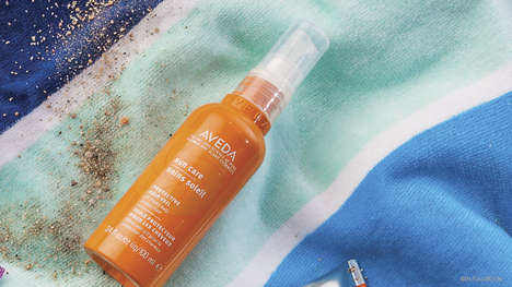 Sun Protection Hair Sprays