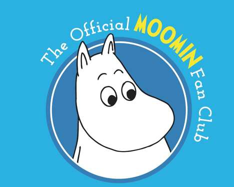 Beloved Caricature Fan Clubs - The Moomin Fan Club Celebrates the Iconic Cartoon and Book Character