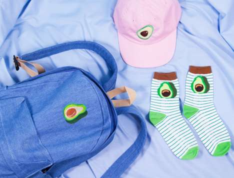 Superfood-Inspired Apparel