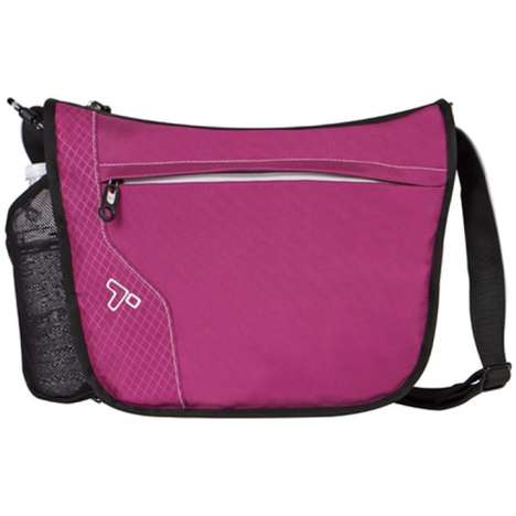 Anti-Theft Crossbody Bags - The 'Anti-Theft React' Bag Protects Credit Cards From Scammers