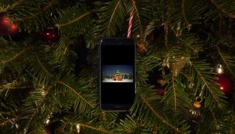 Smartphone Screen Ornaments
