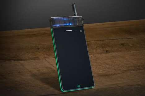 E-Cigarette Smartphones
